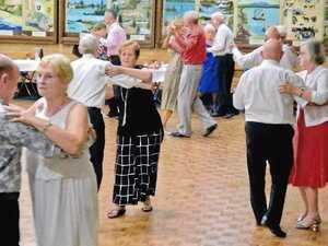 Welcome to men on Seniors Citizens dance floors