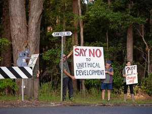 Residents fight housing development in their backyard