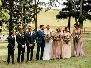 Picture-perfect wedding on the Blackall Range