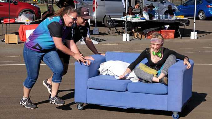Couch surfing race puts spotlight on youth homelessness