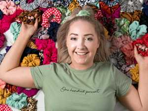 Crazy over scrunchies: Unique business booming