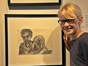 Young Archies at Lismore Regional Gallery