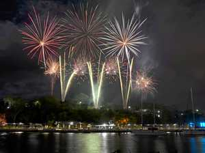 Four cracking nights of fireworks at Harbour Festival