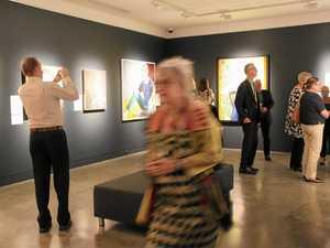 Archibald 2018 Touring Exhibition gala opening