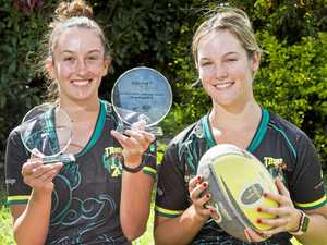Toowoomba rugby stars win title