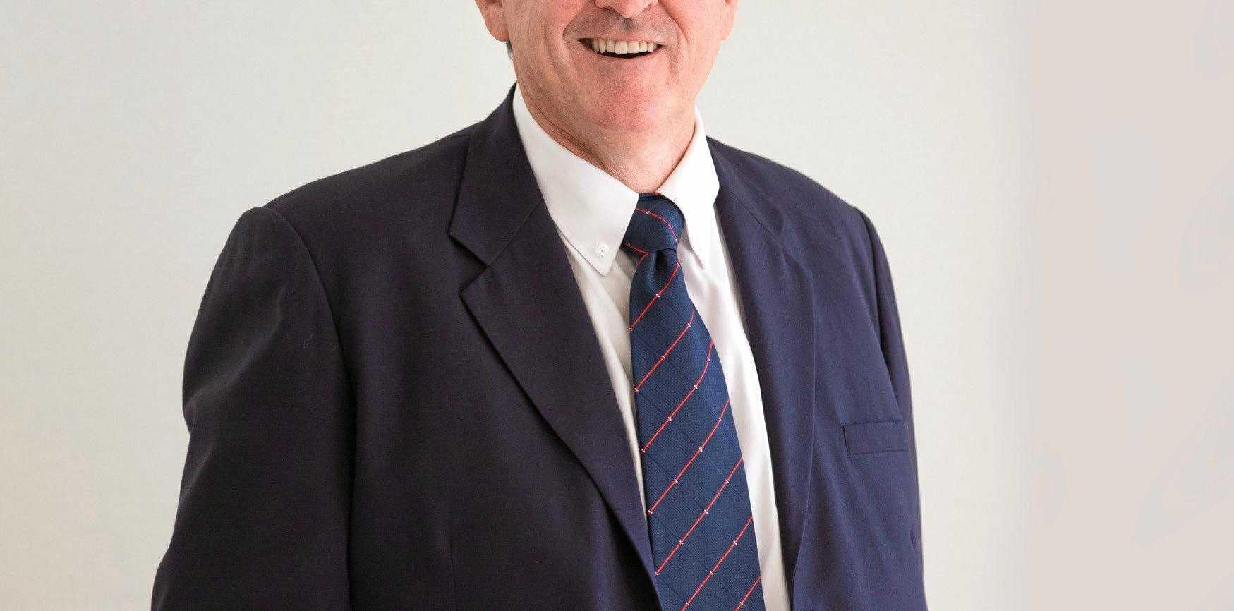 BIG PLANS: Maryborough's Tony Nioa is the new deputy chairman of Regional Development Australia Wide Bay Burnett.