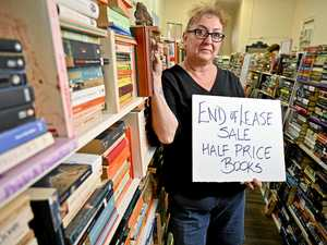 Bookshop closure the end of a chapter