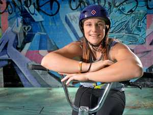 BMX ace sets sights for the 2020 Olympics as sport grows