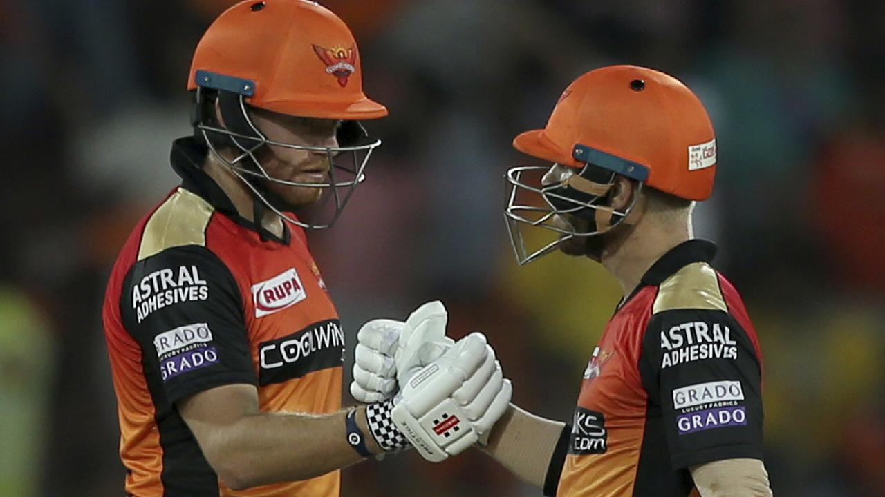 Bairstow and Warner have proven to be a dynamic force at the top of the order.