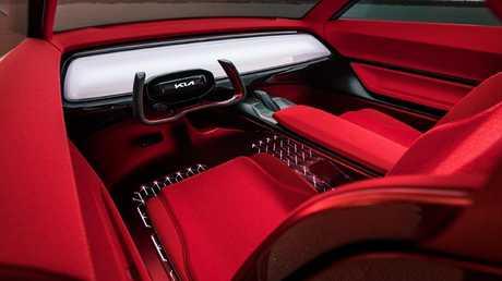 Kia HabaNiro concept will be capable of autonomous driving.