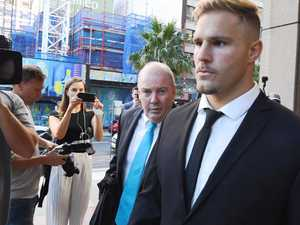 NRL failed to give 'anti-violence training' to de Belin, hearing told