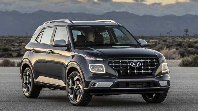 Honey I shrunk the SUV: New baby Hyundai
