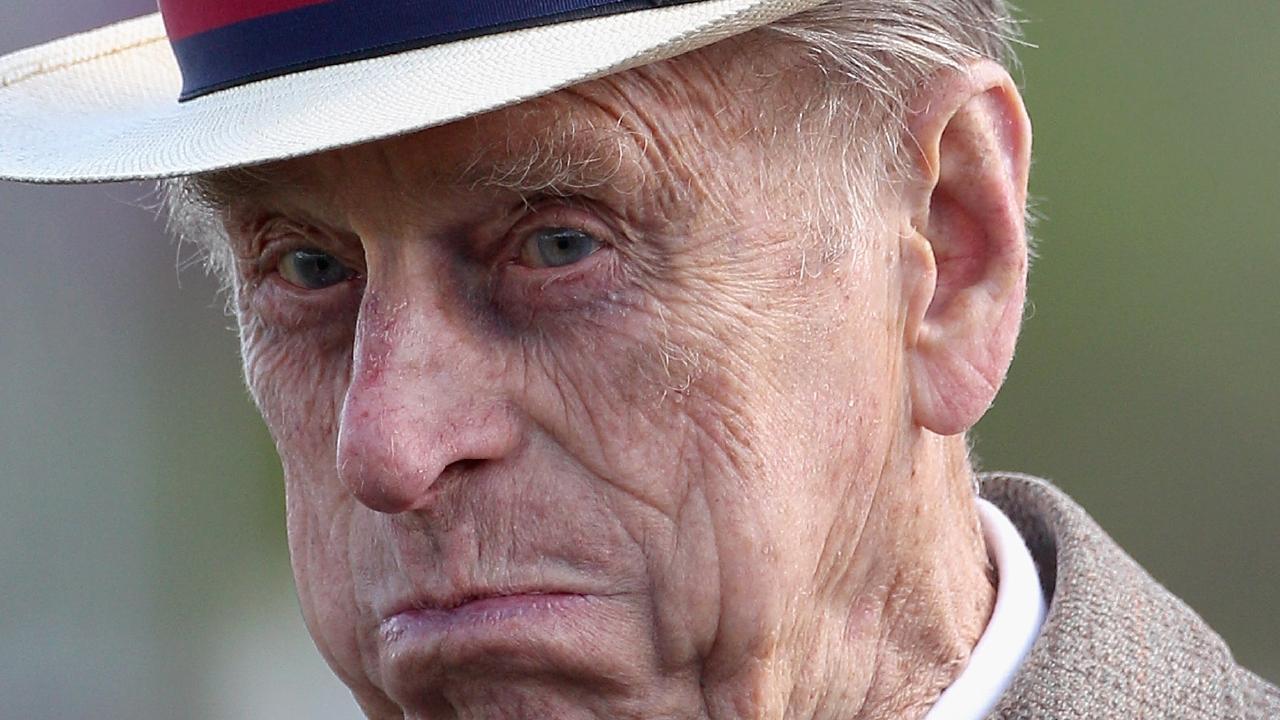 Prince Philip, Duke of Edinburgh. Picture: Getty