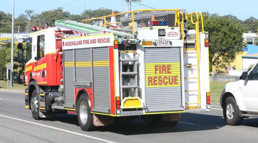 Generic Queensland Fire and Rescue