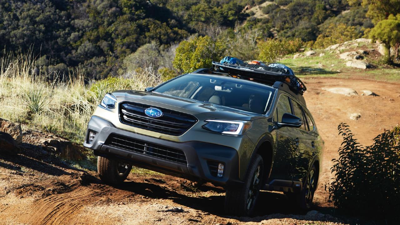 The new Outback is more refined and more capable off-road. Picture: Supplied.