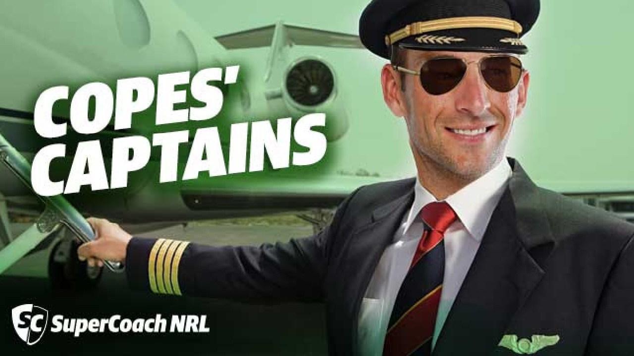 Trent Copeland's SuperCoach captaincy analysis.