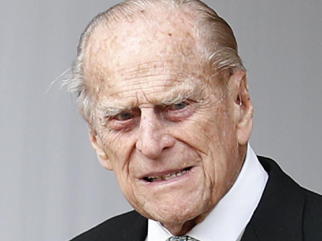 Prince Philip, Duke of Edinburgh. Picture: Getty