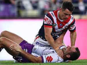 Smith-Cronk feud set to reignite