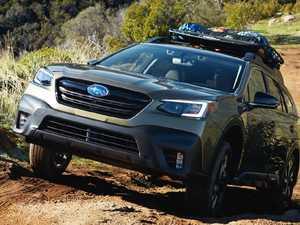Subaru unveils next generation Outback SUV