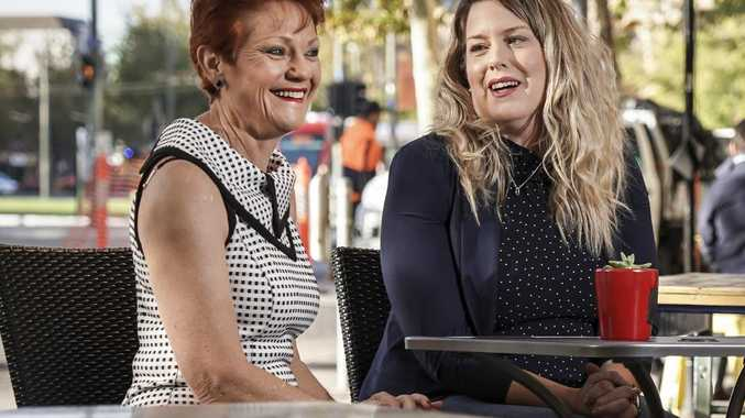 Hanson snags social media influencer for SA Senate run