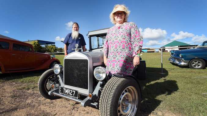 ROLLING IN: 800 classic cars on display at M'boro Showground