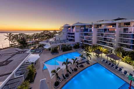 Oaks Resort Hervey Bay.