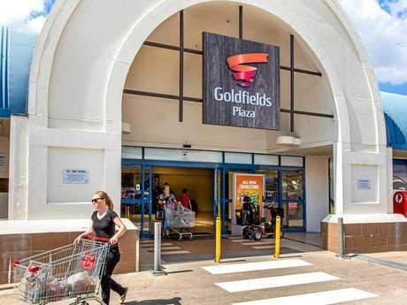 Goldfields Plaza.