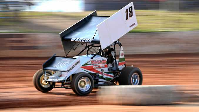 Titles will be held in May for Sprintcars