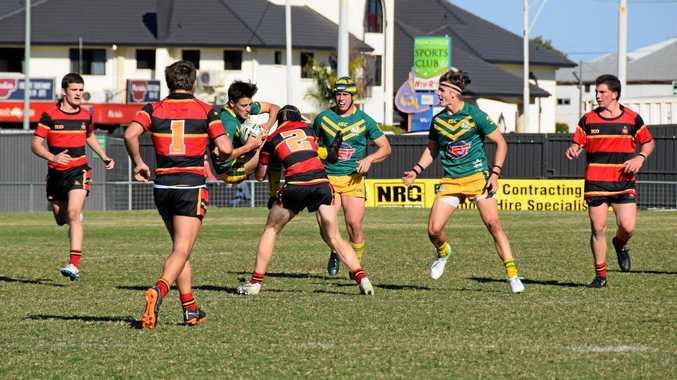 Celebrating CQ schools' great sporting rivalry