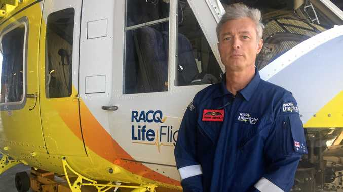 Pilot tells how hero dad saved son's life after dingo attack