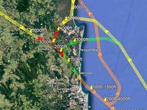 Air war erupts between Noosa and Coast councils