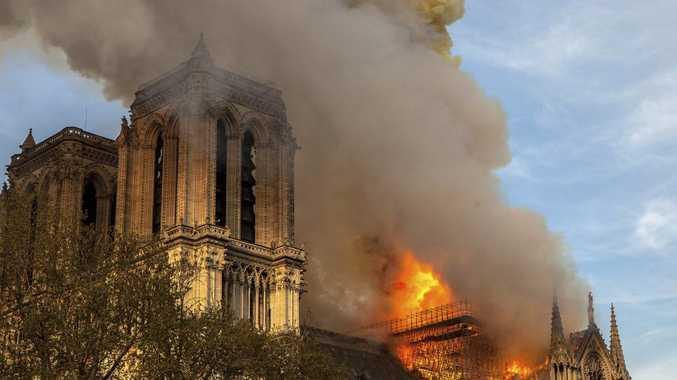 Notre-Dame rebuild could take a decade
