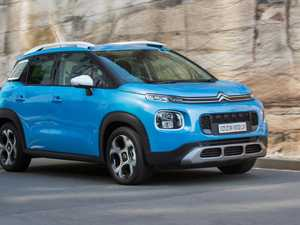 New Citroen C3 Aircross: Small SUV with flair