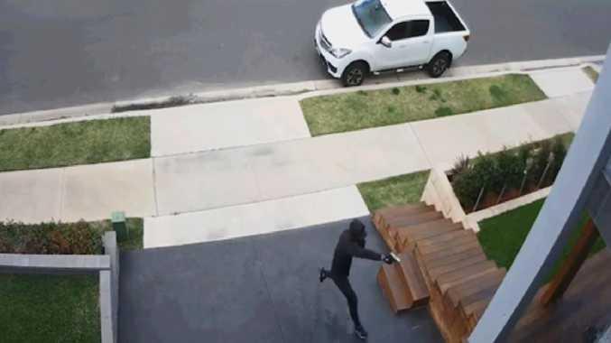 Shocking shooting caught on camera