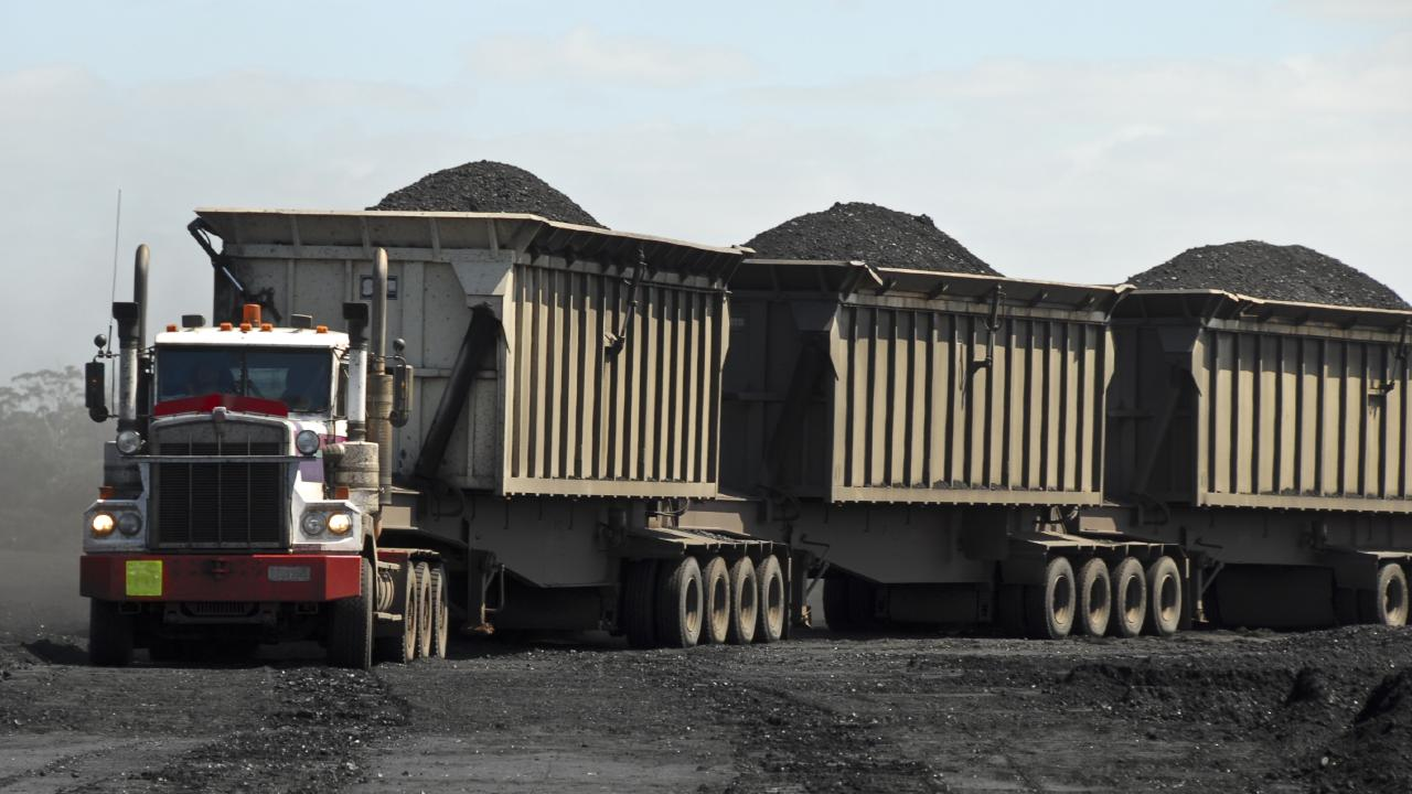The coal mining debate in Australia is a heavy load for all political parties.