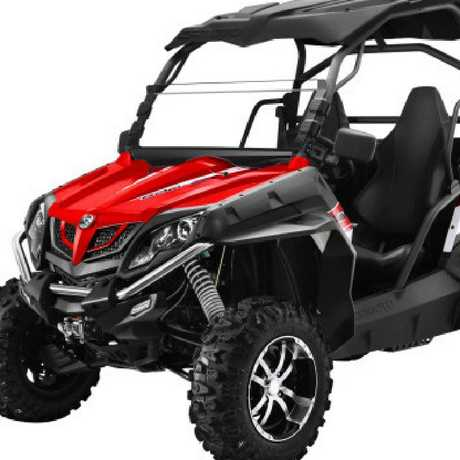 The couple were driving a rented off-road buggy similar to this.