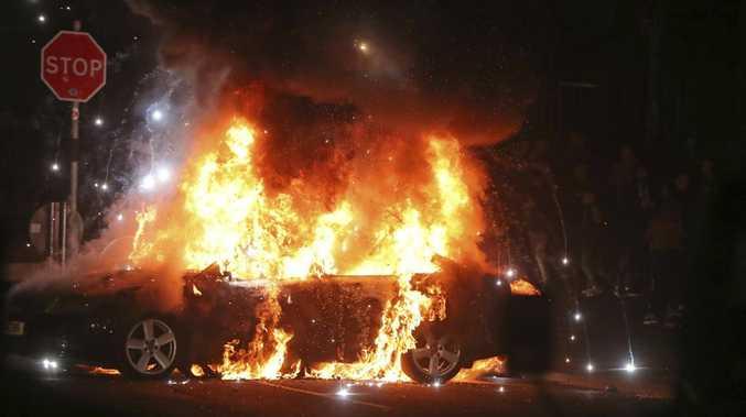 Deadly Irish riots suddenly erupt