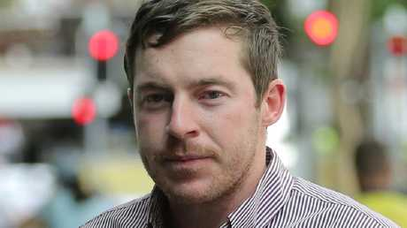 Trainer Ben Currie gave evidence via phone from Bali during last week's Stay hearing. Picture: Mark Cranitch