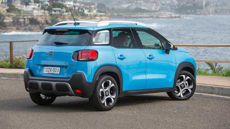 2019 Citroen C3 Aircross comes in a range of head-turning colours.
