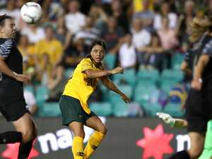 Matildas reveal bold attacking plans for France