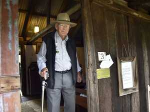 Ken Harrison. Highfields Pioneer Village Easter