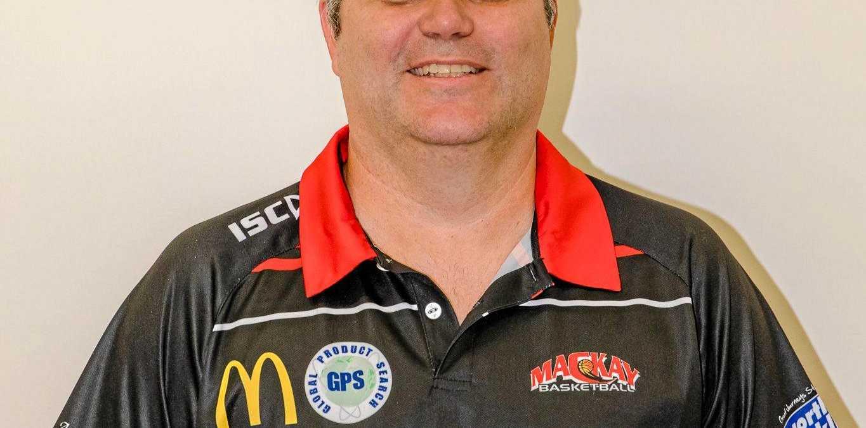 New Daily Mercury   columnist, Mackay Basketball business development manager, Wade Rebetzke.