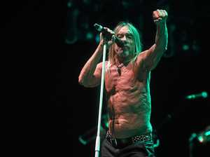 Bluesfest Day 2: Iggy Pop showed them how it's done
