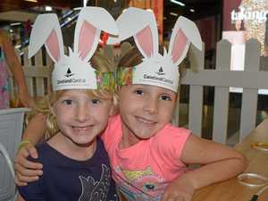 PHOTOS: Mackay kids celebrate Easter weekend with chocolate