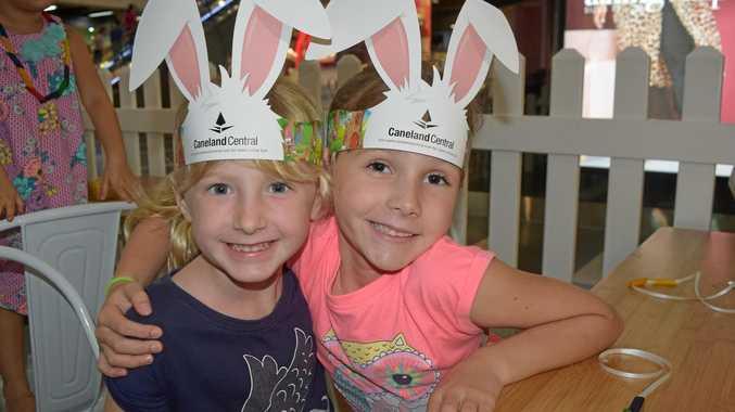 PHOTOS: Mackay kids celebrate Easter weekend with chocolate