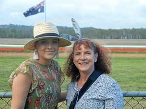Nanango Easter races attract a crowd