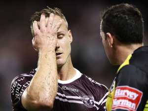 Controversy abounds as Dragons sneak past Manly