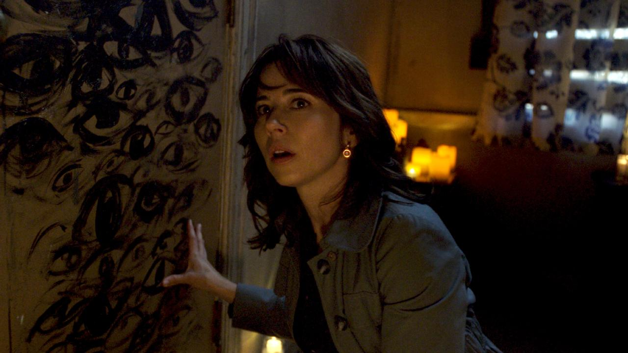 Linda Cardellini in a scene from The Curse Of The Weeping Woman.