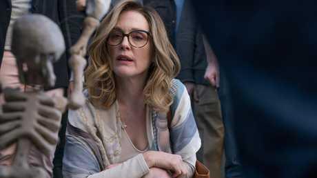 Julianne Moore in a scene from Gloria Bell.