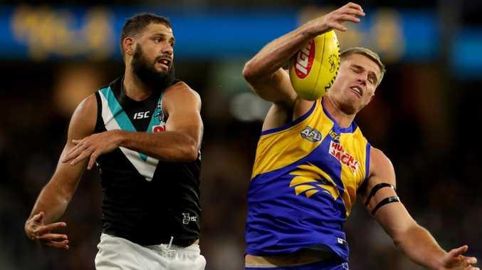 Ugly racism 'disgrace' rocks AFL